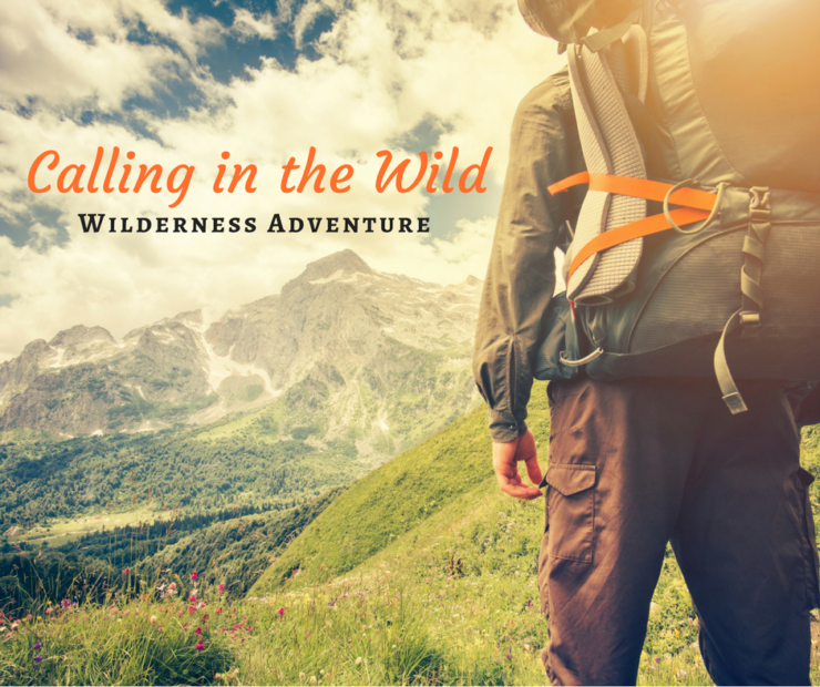 Calling in the Wild – Wilderness Adventure